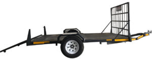 Flat bed Trailer hire Cape Town